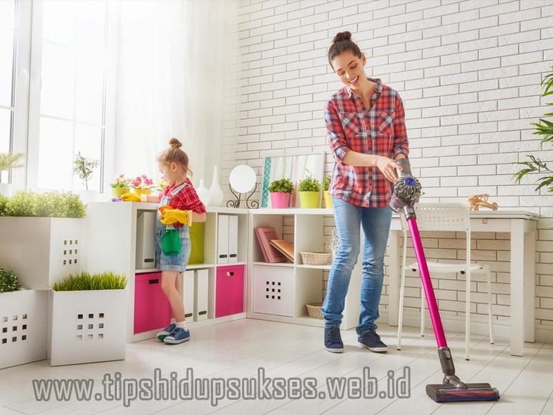 Tips Menjadikan Rumah Selalu Rapi