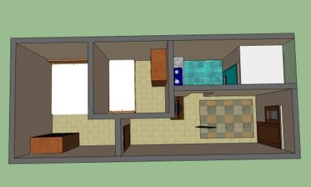 Rumah Minimalis Rumah Awan