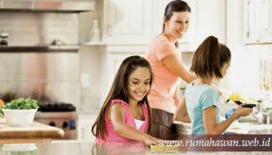 Kebersihan Rumah Harus Dijaga