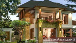 Masyarakat Indonesia Mempunyai Rumah Idaman