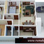 Rumah Ideal Mempunyai Banyak Kamar
