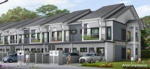 Jenis Rumah Town House