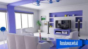 Tips Memilih Warna Rumah Yang Bagus