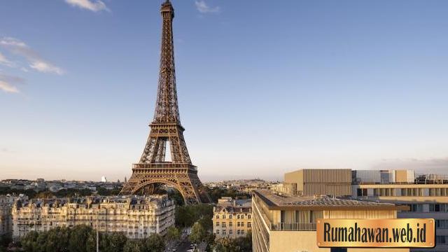 Cek Harga Rumah Sebelah Menara Eiffel