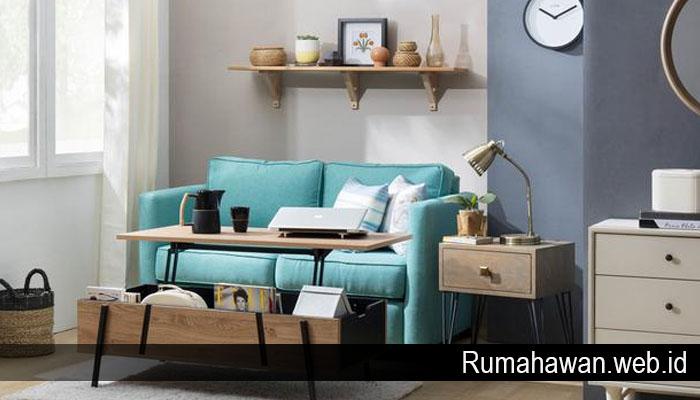 Ruang Model Coffee Table untuk Ciptakan Suasana Berbeda