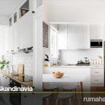 Dapur Ala Skandinavia