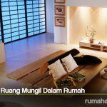 Settingan Ruang Mungil Dalam Rumah