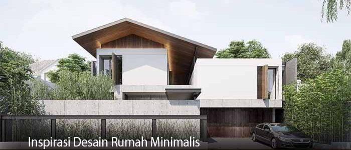 Inspirasi Desain Rumah Minimalis