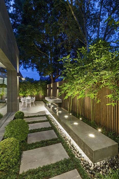 Rumah-kebun-kontemporer