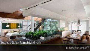Inspirasi Dekor Rumah Minimalis