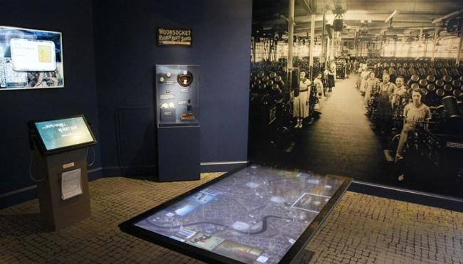 Museum Buruh Tapak Tilas